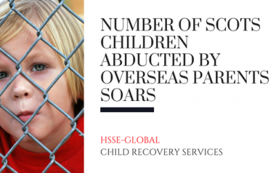 Child Abduction in UK on the Rise.